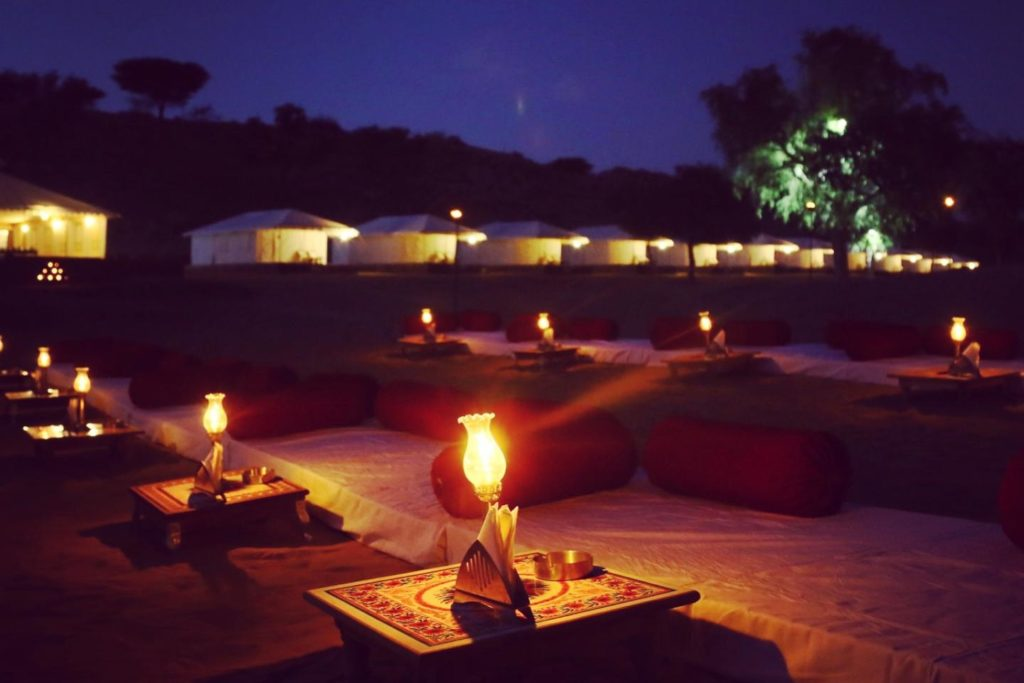 Luxury tent camping, Best Luxury Hotel in Rajasthan, Heritage Resorts in Rajasthan, Boutique Hotels in Rajasthan