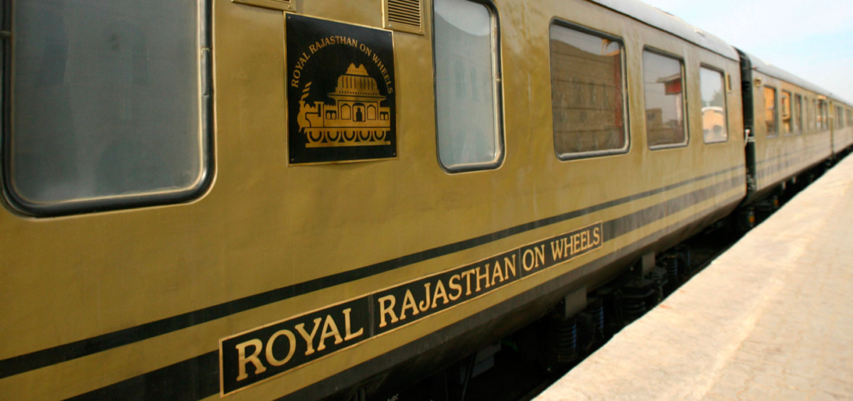 Luxury Trains In Rajasthan: Luxury On Wheels