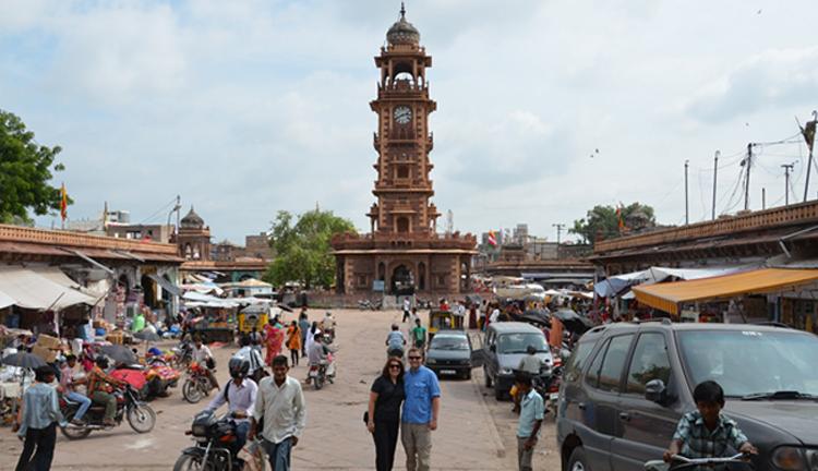 ghanta-ghar, Clock Tower Market Jodhpur