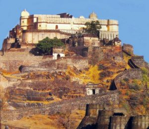 Kumbhalgarh Fort, places to visit in Rajasthan