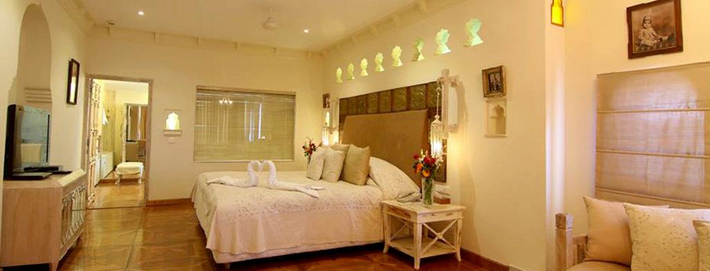 best luxury heritage hotel in Rajasthan