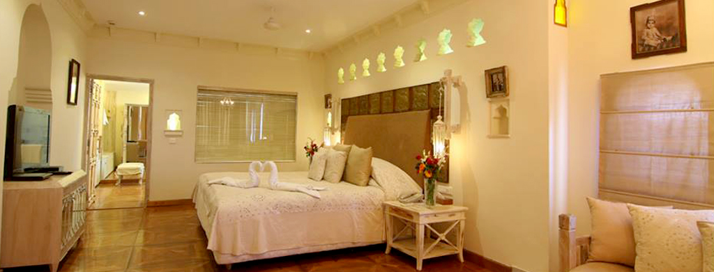 best luxury heritage hotel in Rajasthan