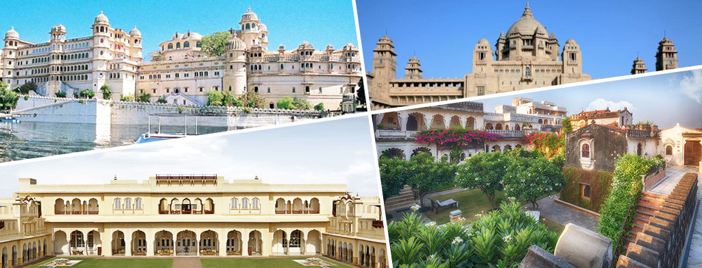 Best Heritage Resorts and Hotels in Rajasthan