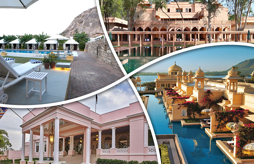 Rajasthan Nice Views Hotels
