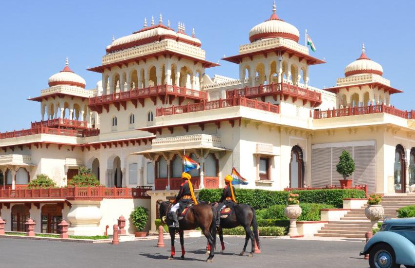 Rambagh Palace of Jaipur