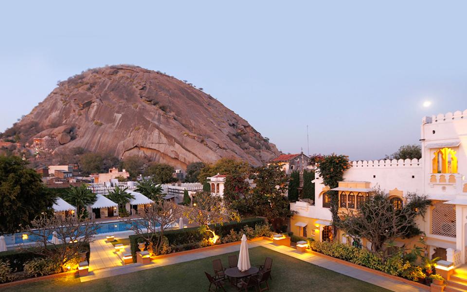 Rawla Narlai - Best photoshoot destination in udaipur