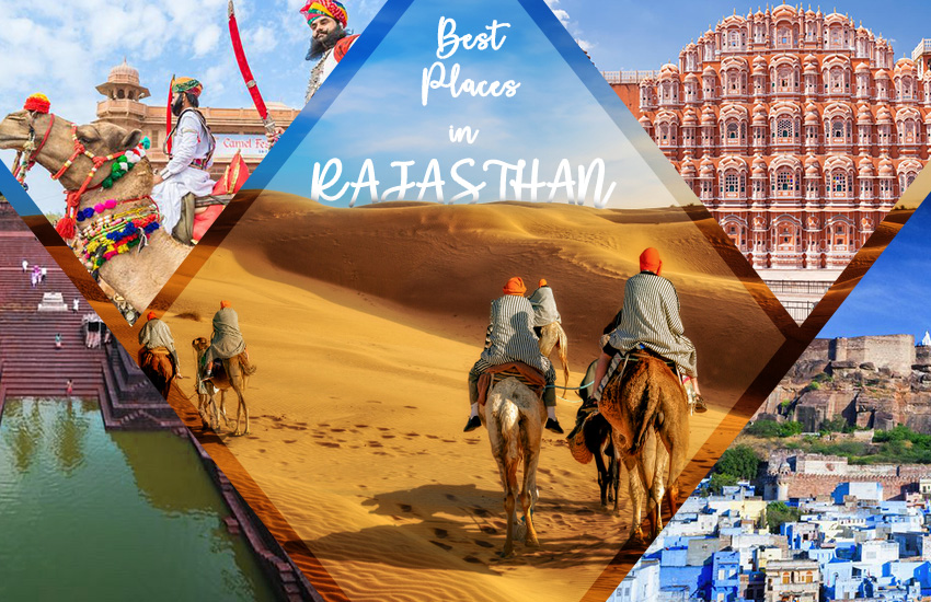 Best Places in Rajasthan to visit
