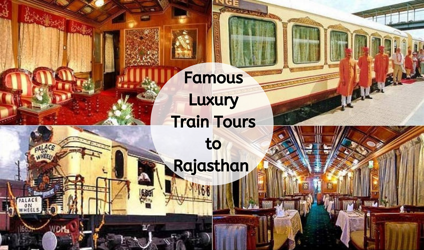 Famous Luxury Train Tours to Rajasthan