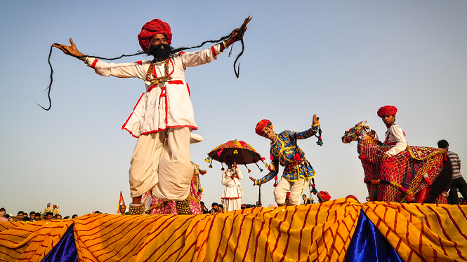 History and Culture of the Rajasthan